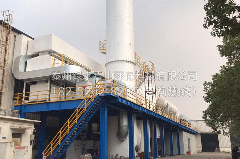 催化燃烧设备的优点(一)